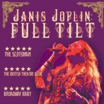 Janis Joplin Full Tilt